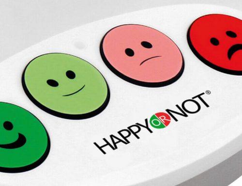 HappyOrNot® Smiley Terminal